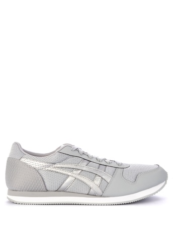 ASICSTIGER grey Curreo II Sneakers 15C9BSHBEA4171GS_1