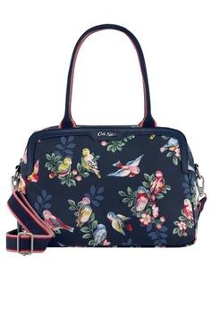 43ac0ddfd0ec Cath Kidston black Spring Birds Samson Bag C8A34ACD517E2FGS 1