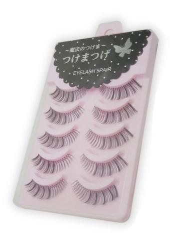 Pretty2u Handmade False Eyelashes 28 PR716BE85SKKMY_1