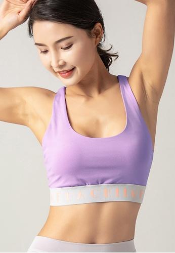 HAPPY FRIDAYS Women's Medium Support Sports Bra DK-WX24 982CEAA65AF90DGS_1