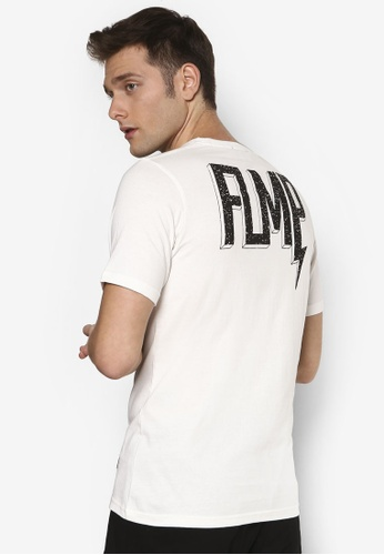 Flesh IMP 白色 NY 文字設計TEE FL064AA28ADBMY_1