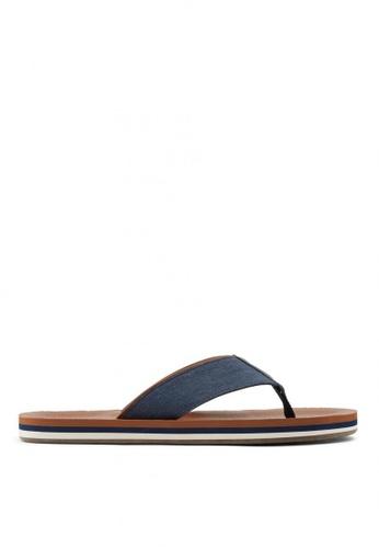Call It Spring navy Creber Sandals 2D926SH8135402GS_1