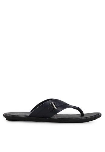 EVERBEST black Reind Mens Sandals EV441SH42QMFID_1