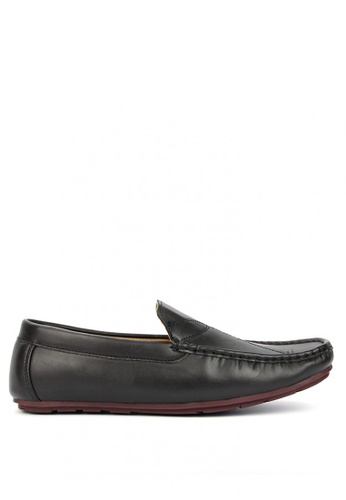 Cardam's Lifestyle black Perry Casual Loafers 9C720SHDAFAA89GS_1