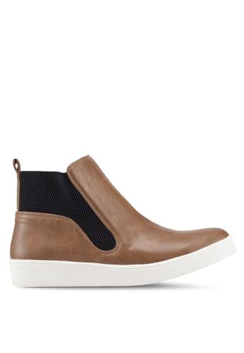 Carlton London 褐色 時尚靴子 46481SHF9CF6F4GS_1