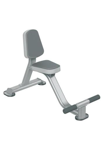 Impulse silver Impulse IT7022 Commercial Utility Bench Shoulder Press Home Workout 411DBSE00C5B14GS_1