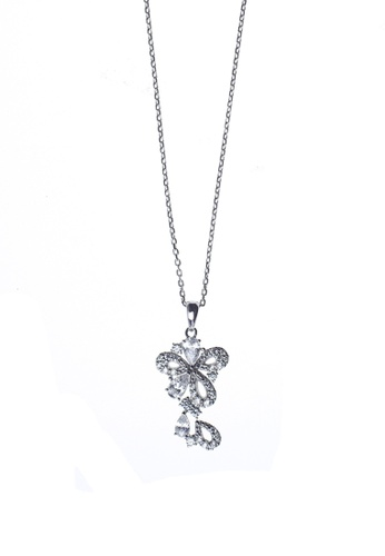 The LoveMark silver Linvala Silver Necklace TH516AC73DJYPH_1