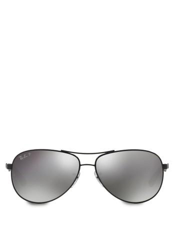 RB8313 偏esprit 台中光太陽眼鏡, 飾品配件, 飛行員框