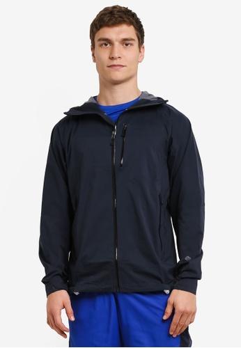 Patagonia blue Stretch Rainshadow Jacket PA549AA0RQBCMY_1