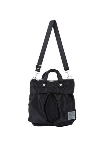 Twenty Eight Shoes black Street Chic All Purpose Nylon Three-Way Bag JW PX-ATT0505 7C8E3ACDD185F4GS_1