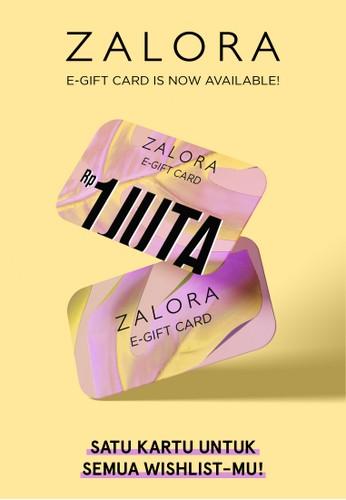 Jual Zalora Zalora E Gift Voucher 1 000 000 Original Zalora Indonesia