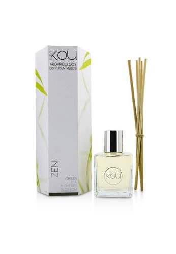 iKOU IKOU - Aromacology Diffuser Reeds - Zen (Green Tea & Cherry Blossom - 9 months supply)  60E43HL6D2F0BEGS_1