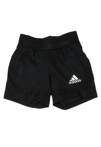 ADIDAS black heat.rdy sport shorts 14EBDKA4F39172GS_1