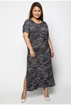 B Plus Size Dress