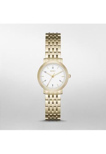 Minetta精esprit hk store巧鍊帶腕錶 NY2510, 錶類, 淑女錶