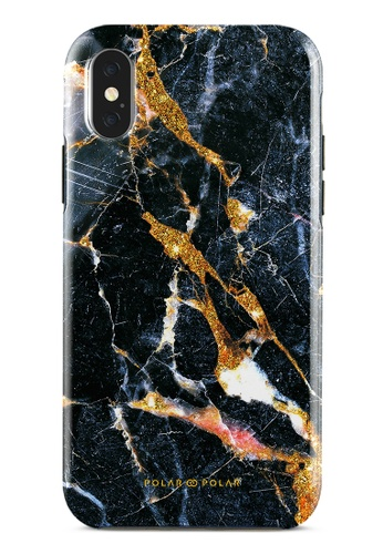 Polar Polar black Winter Forest Dual-Layer Tough Case Glossy For iPhone X / XS 4F569ACCD5CDD0GS_1