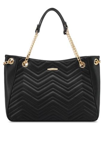 Perllini&Mel black Faux Leather Shoulder Bag PE444AC0SIZWMY_1