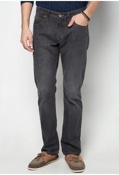 Low Rise Basic Denim Jeans