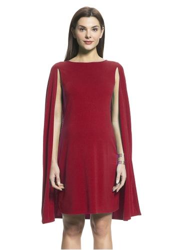aac5454080a5d Buy Mayarya Cape Maternity Dress | ZALORA HK