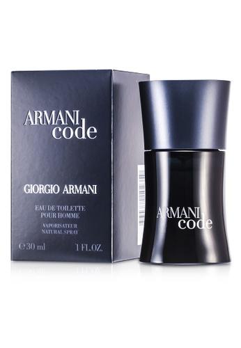 Giorgio Armani GIORGIO ARMANI - Armani Code Eau De Toilette Spray 30ml/1oz 8BA4EBECEDE3E9GS_1