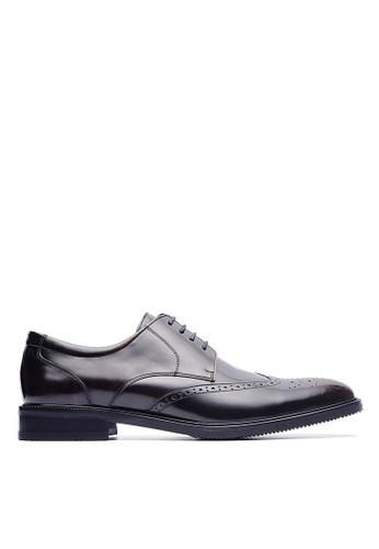 Life8 brown MIt Casual-Derby-shoes.-09232-tan. LI286SH54PQVMY_1
