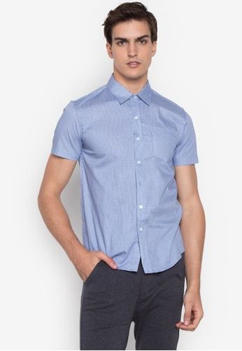 Lifestyle by Attitudes blue Davis Shirt ED0EFAAD94FDBDGS_1