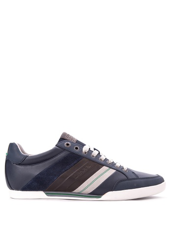 Levi's blue Turlock Sneakers LE892SH25PSWPH_1