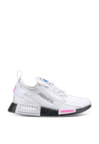 Adidas 灰色 nmd_r1 spectoo shoes 0BDC0KSA02F1DEGS_1