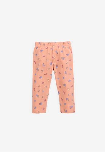 Gingersnaps multi Baby Girls Fruit Print Leggings 6E468KAFFEF27FGS_1