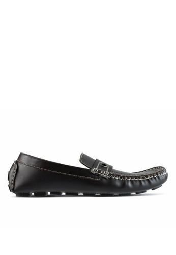 Sogno brown Moccasin Shoes GF.5316 E73FDSH4401E5AGS_1