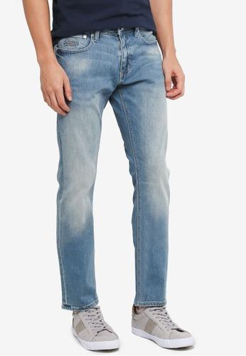 Superdry blue Slim Jeans D50A3AA20B8A86GS_1