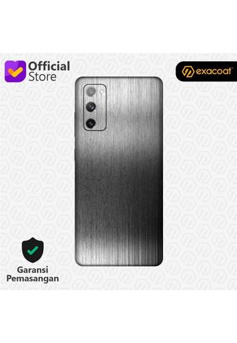 Exacoat Galaxy S20 FE Skins Titanium Series - Titanium Onyx 338D5ES88948C0GS_1