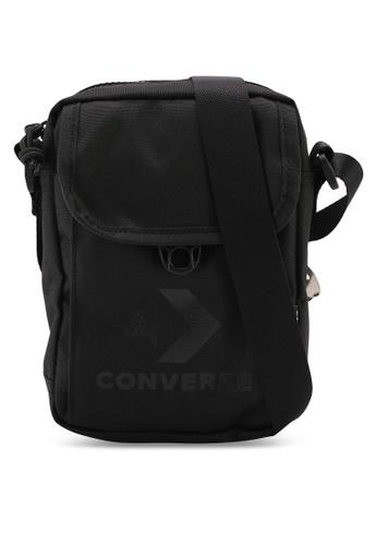 Converse black Converse All Star Cross Body Bag A5215AC62CE2EFGS 1 5e5245f3c0b81