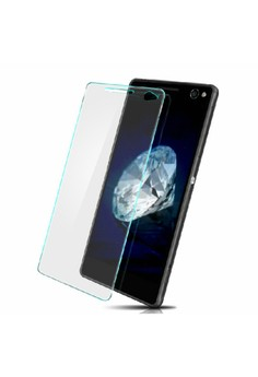 Premium Tempered Glass Screen Protector for Sony Xperia C4 Dual (Clear)