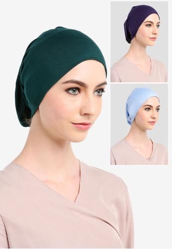 Najjah green and blue and purple Inner Set 764E5AAEA96EABGS_1