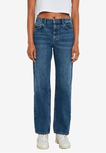 Noisy May blue Brooke Straight Fit Jeans 72E9BAA7B6037AGS_1