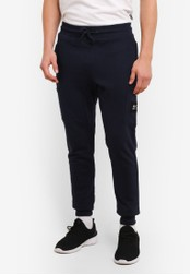 Nicce London navy Patch Jogger NI146AA0SBJQMY_1