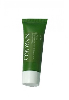 Tea Tree Purifying Clay Mask & Cleanser In 1 -20g Free 1x NRK Collagen Booster Firming Mask