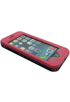 Red Pepper Waterproof Case for iPhone 6 (Pink)