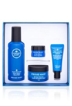 Triple Water Zone Gift Set