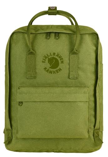 Fjallraven Kanken green Spring Green Re Kanken  Backpack 5E14CACB8100D0GS_1