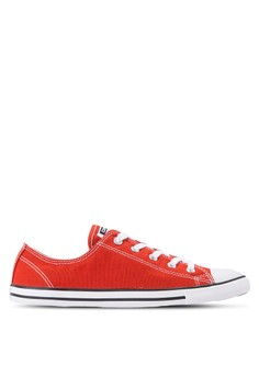 Chuck Taylor All Star Dainty 帆布鞋