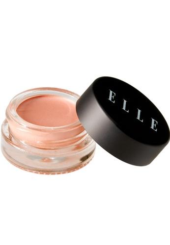 ELLE red and pink ELLE Makeup Cream Blush Pot Peach 00535ES6039AB5GS_1