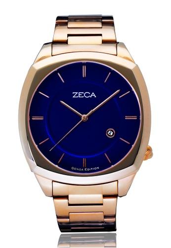 ZECA gold Zeca Watches Man Fashion - 2008M Rosegold White D2690AC7723E5AGS_1