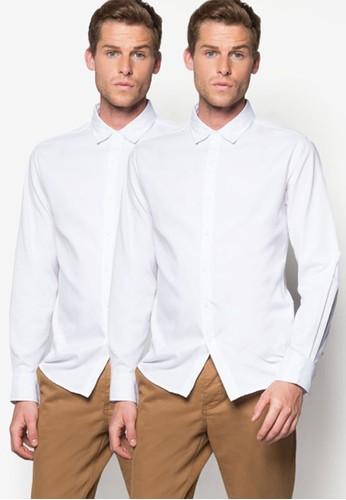 同色長袖牛津襯衫組, 服飾,esprit 品牌 襯衫