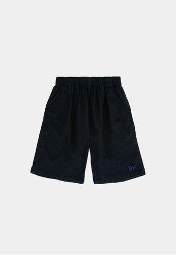 FOREST navy Forest 100% Cotton Twill Casual Shorts Pants Men - Seluar Pendek Lelaki - 665051 - 33Navy EB95BAA93B4BF0GS_1
