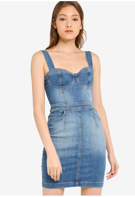 3a945dba52ba8 Buy Guess Clothing For Women Online on ZALORA Singapore
