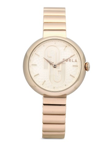 FURLA Watches pink and gold Rose Gold Dress Watch ACB1BAC02A0934GS_1