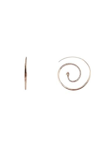 ALDO gold Dalehurst Earrings 3B7B6AC9131AC8GS_1