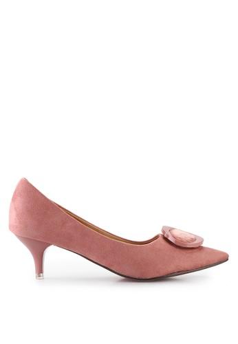 Mandy's pink Mandy's Charme Heels MA947SH25CTEID_1